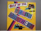 Blues Brothers – Best Of (1981/Warner/RFG) - Vinil/Vinyl/Impecabil (M-)