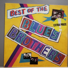 Blues Brothers – Best Of (1981/Warner/RFG) - Vinil/Vinyl/Impecabil (M-)