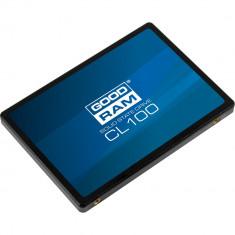 Solid-State Drive (SSD) GOODRAM CL100, 240GB, SATA III foto