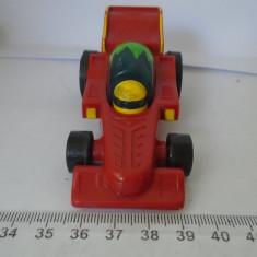 bnk jc McDonalds Hot Wheels Mattel 1999 - masinuta de curse - cu frictiune