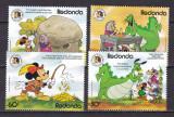 Redonda 1989 Disney Grimm serie MNH, Nestampilat