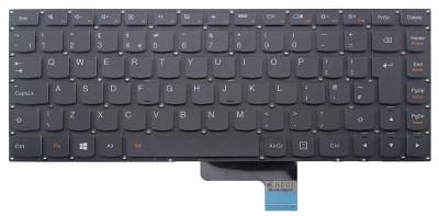 Tastatura Laptop Lenovo Yoga 2 13 fara rama UK iluminata foto