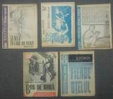 "Lot 5 volume din colectia Biblioteca ,,Veac Nou"""
