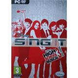 High School Musical 3 Sing It! Pc, Disney