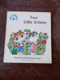 TWO LITTLE KITTENS (CARTE PENTRU COPII, IN LIMBA ENGLEZA)