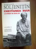 n7 CHESTIUNEA RUSA LA SFARSIT DE SECOL XX  - ALEKSANDR SOLJENITIN (patata)