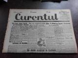 Ziarul Curentul , director Pamfil Seicaru , 3 mai nr.1884/1933