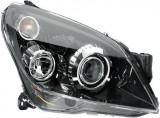 Far Opel ASTRA H 10.2003-12.2012 HELLA partea Dreapta D2S+H7 cu motoras