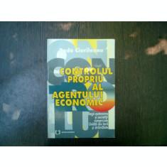 Controlul propriu al agentului economic - Radu Ciurileanu