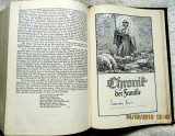 Cumpara ieftin Biblia veche aniversară Martin Luther Stuttgart1940.Aprox.2,1 kg.
