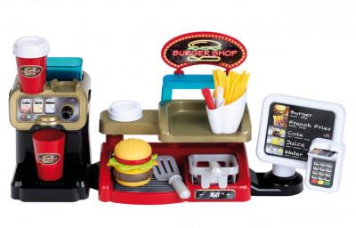 Set de joaca Burger Shop Klein foto