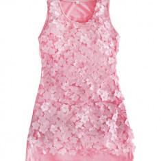 Rochita cu trandafiri roz 3D