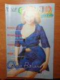 ecran magazin 12-18 martie 2001-mircea badea,trei sud est,olga balan