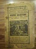 Despre milostenie, Vasile cel Mare, Ilie Miniat, Ioan Gură de Aur, interbelic