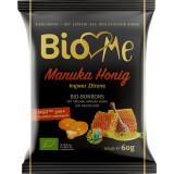 Bomboane cu Miere de Manuka si Ghimbir Ecologice/Bio 60g