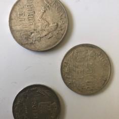 Monede argint romania