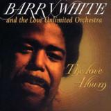 CD Original    Barry White  - The Love Album