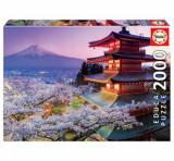 Cumpara ieftin Puzzle Mount Fuji, Japan, 2000 piese, Educa