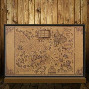Harta HARRY POTTER - The Wizarding World Harry Potter Poster
