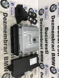 Kit pornire DME,ECU,CAS BMW E90,E91 LCI 316d,318d 115cp,143cp N47D20C