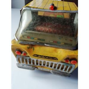 Taxi furgonetă Metaloglobus perioada comunistă