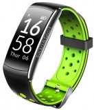 Bratara Fitness Sovogue Q8, Bluetooth, Android, IOS, OLED 0.96inch, ip68 (Verde)