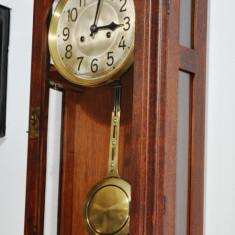 Ceas de perete cu pendul Hamburg 1921