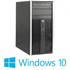 PC refurbished HP Compaq 8200 MT, Quad Core i7-2600, Win 10 Home