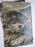 Carte postala - Muntii Retezat, Cabana Pietrele, Circulata, Fotografie