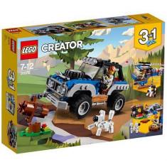 LEGO Creator Masina de Aventuri 31075