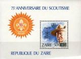 Zaire 1982 - Cercetasi, colita neuzata