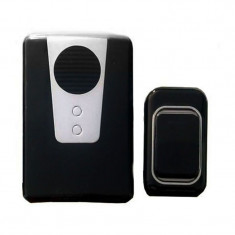 Sonerie Fara Fir Rezistenta La Apa -- Waterproof Wireless Doorbel Luckarm 3906