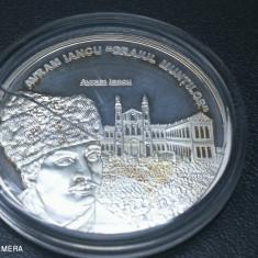 Romani Mari medalie argint pur Avram Iancu