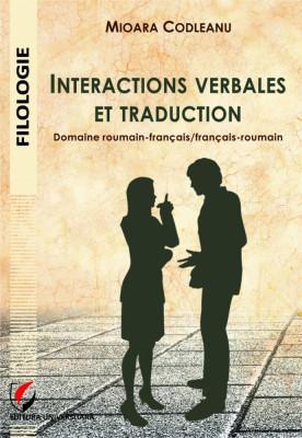 Interactions verbales et traduction. Domaine roumain-francais francais-roumain foto