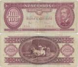 1984 ( 30 X ) , 100 forint ( P-171g ) - Ungaria