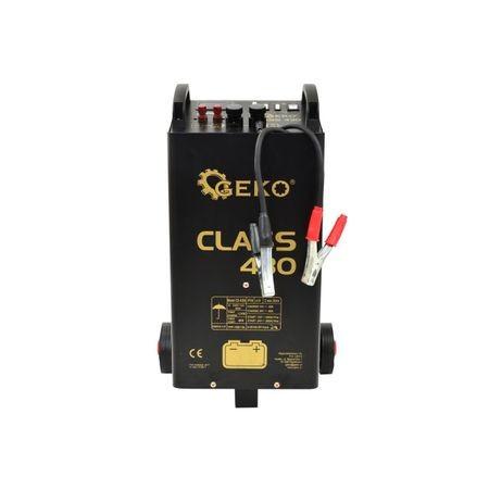 Robot pornire auto / Redresor, 12V-40A;60A-24V, CLASS 430 LCD