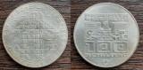 (A53) MONEDA DIN ARGINT AUSTRIA - 100 SCHILLING 1976,JOCURILE OLIMPICE INNSBRUCK, Europa