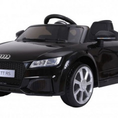 Masinuta electrica Audi TT RS 2x 30W 12V STANDARD Negru