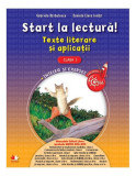 Cumpara ieftin Start la lectură! Texte literare și aplicații. Clasa I