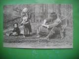 HOPCT 36986 TIGANI  IMPLETITORI COSURI NUIELE-SERIA FRANTA 1900-1905-NECIRCULATA