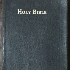 HOLY BIBLE - COKESBURY