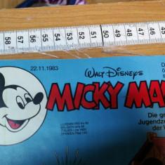 Comic Micky Maus Nr. 47, ehapa 1983 germana