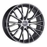 Cumpara ieftin Jante BMW Seria 8 8J x 17 Inch 5X120 et20 - Mak Munchen W Gun Met-mirror Face - pret / buc