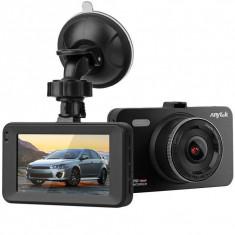 Camera auto DVR iUni Dash A78, Display 3 inch IPS, Full HD, Night Vision, Senzor G, by Anytek