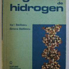 LEGATURA DE HIDROGEN de ILIE I. BADILESCU si SIMONA BADILESCU , 1981