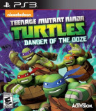 Teenage Mutant Ninja Turtles Danger of the OOZE PS3