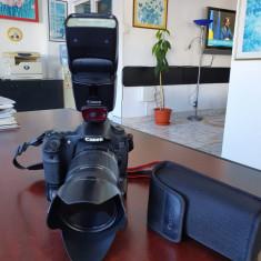 Canon 60 d cu grip si doi acumulatori