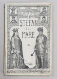 STEFAN CEL MARE de I.URSU,1925 ,coperta de A. BORDENACHE