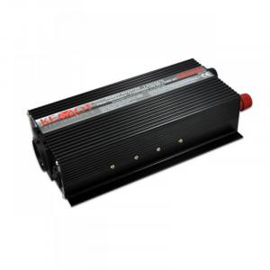 Invertor de tensiune Kemot URZ3163, 12 V, 1000 W