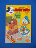 Cumpara ieftin MICKEY MOUSE / MICKY MAUS , REVISTA BENZI DESENATE IN GERMANA , NR. 40 / 1983